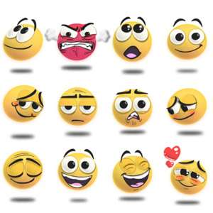 Emoticons get more emotional