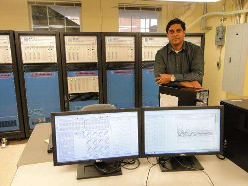 Engineers Use Brain Cells to Power Smart Grid