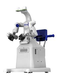 Epson to unveil autonomous dual-arm robot that sees, senses, thinks, and reacts