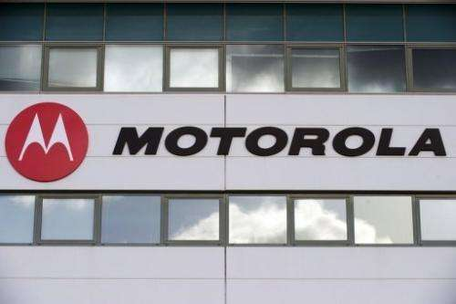 EU anti-trust officials say Motorola abused leading position in Germany's mobile phone market