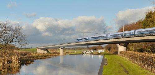 Explainer: the engineering challenges of HS2