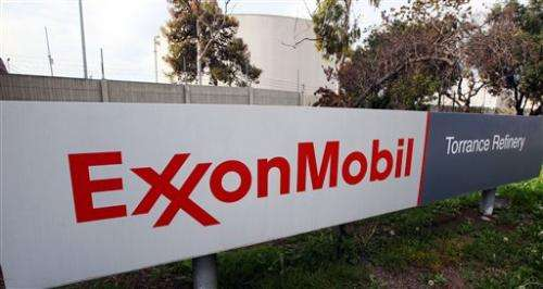 Exxon passes Apple as most valuable company