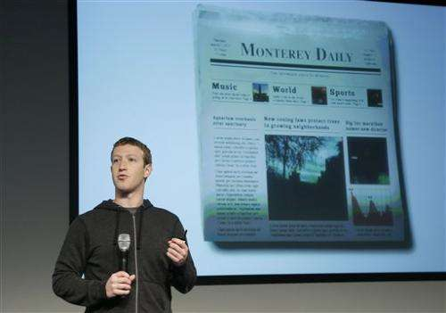 Facebook brings a more personal touch to News Feed