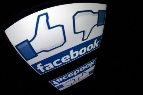 Facebook on Wednesday began letting people share social network posts at blogs or other spots on the Internet.
