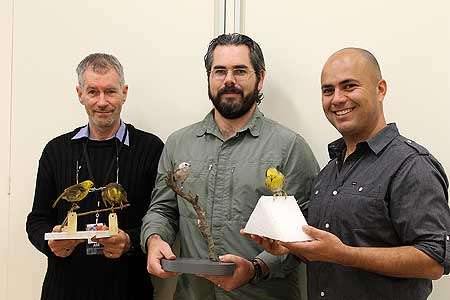Fifth endemic NZ songbird family identified