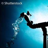Focus on reducing urban water leakage