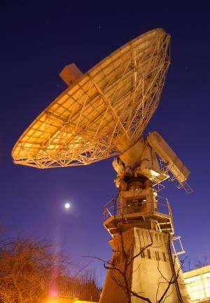 Former missile-tracking telescope helps reveal fate of baby pulsar