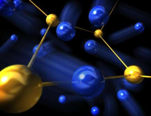 For superionic material, smaller is better