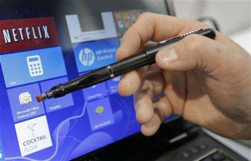 Gadget Watch: Pen makes old monitors touch-ready
