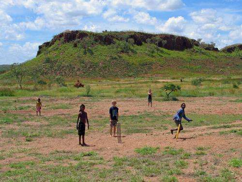 Getting remote Indigenous communities online