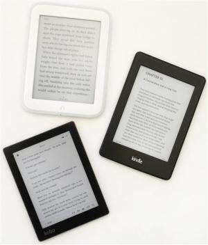 Gift Guide: E-readers do less, but no distractions