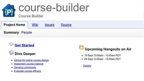 Google engineers to pump up MOOC.org website from edX