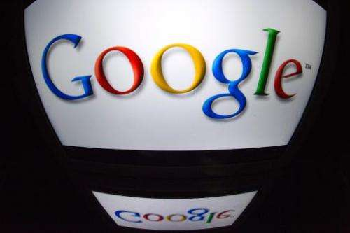 "Google is stepping up its efforts to move into the Internet ""cloud,"" taking on rivals like Amazon and Microsoft in com"