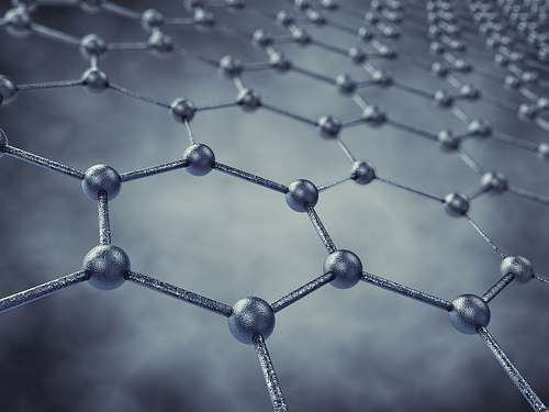Graphene layers dramatically reduce wear and friction on sliding steel surfaces