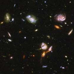 GREAT3 Challenge Seeks New Methods for Measuring Weak Gravitational Lensing
