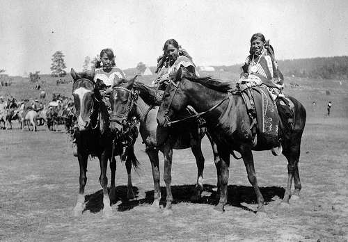 Hiding in plain sight: How invisibility saved New Mexico's Jicarilla Apache