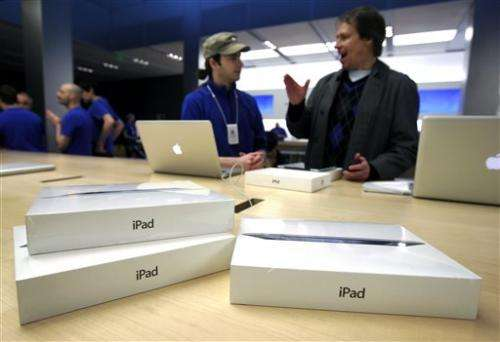 IDC: Tablet shipments slow down with no new iPad