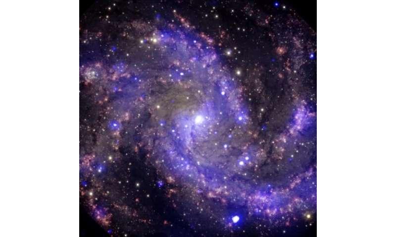 Image: NGC 6946,