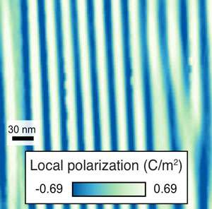 Imaging nanoscale polarization in ferroelectrics with coherent X-rays