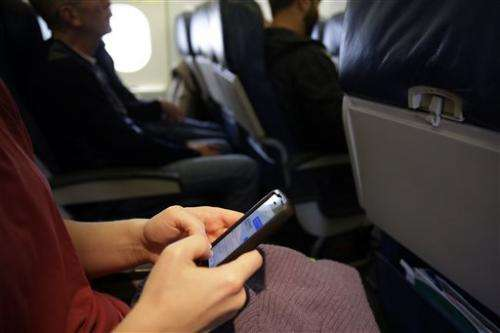 In-flight phones: Others likely to follow FAA lead