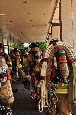 Landmark high-rise fire study evaluates effectiveness of crew sizes, elevator use