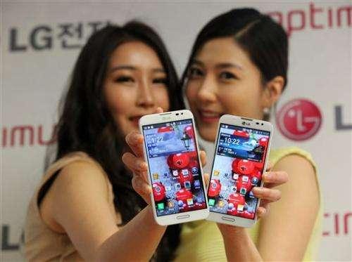 LG to release full HD smartphone in SKorea