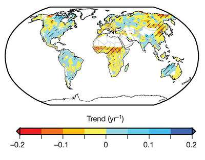 Link between warming and past droughts questioned