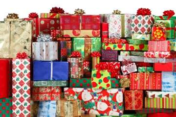 Lovely wrapping make us happier about the gift