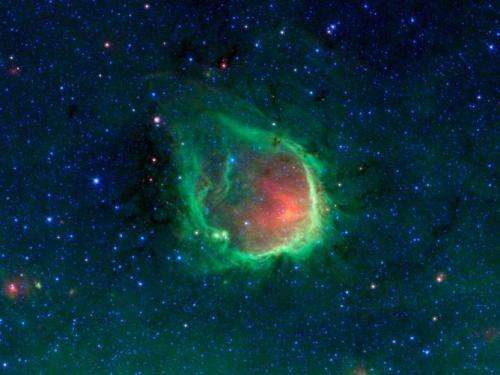 Milky Way's biggest star may have had a different beginning