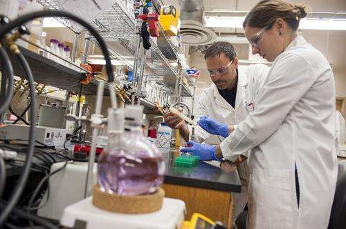 MSU team overcomes challenges, proves that microbes swim to hydrogen gas