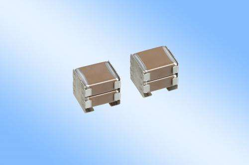 Multilayer ceramic chip capacitors : World's smallest automotive-grade MLCCs in the mega cap class