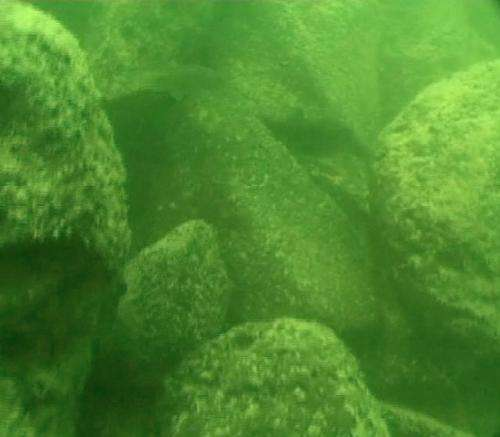 Mysterious monument found beneath the Sea of Galilee