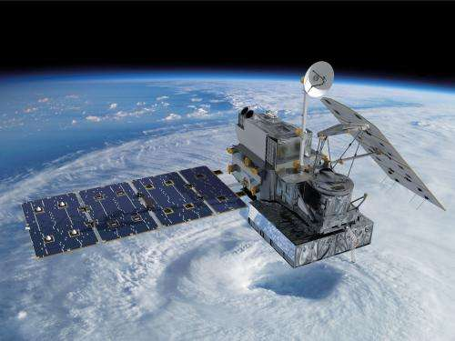 NASA and JAXA Announce Launch Date for Global Precipitation Satellite