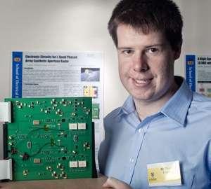 NASA-bound graduate solves satellite circuitry