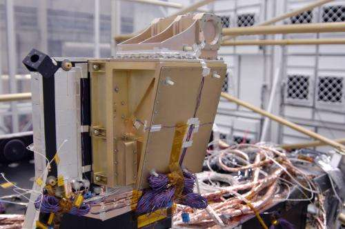 NASA instrument determines hazards of deep-space radiation