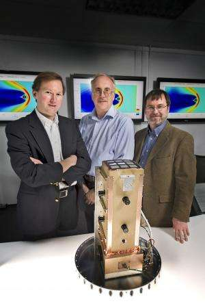 NASA scientists build first-ever wide-field X-ray imager