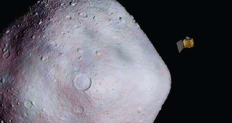 NASA Spacecraft Will Visit Asteroid with New Name