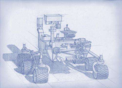 NASA Wants Investigations for a Mars 2020 Rover