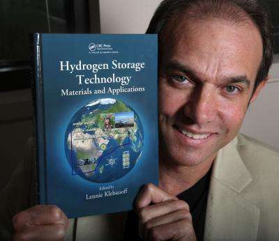 New book highlights pressing need for hydrogen-powered vehicles