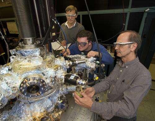 New Camera Reveals How Light Breaks Molecules Apart