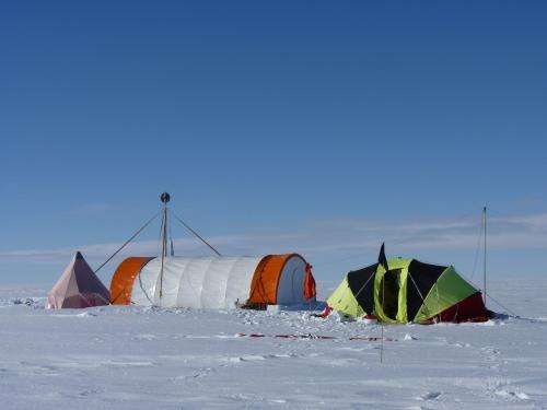New ice core record shows West Antarctic climate variability