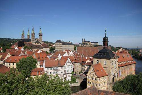 New insulating plaster for Bamberg's old town