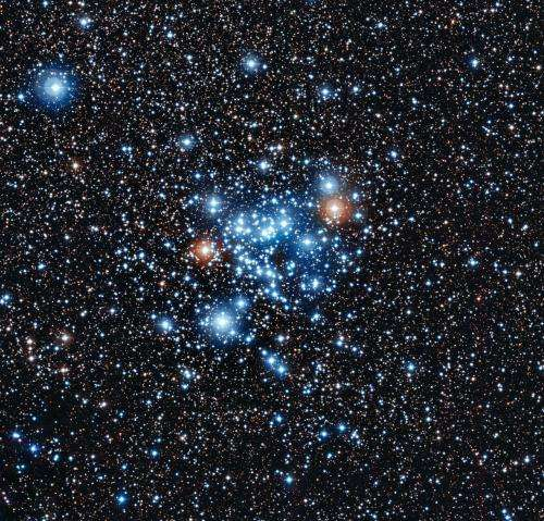 New kind of variable star discovered