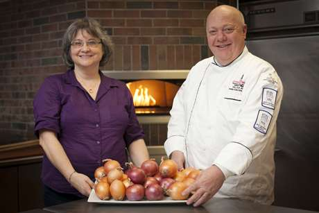 New mild onions offer great taste, long shelf life