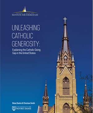 New ND report finds Catholics less generous than other Christians