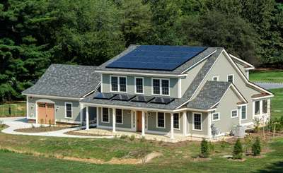 New report identifies strategies to achieve net-zero energy homes