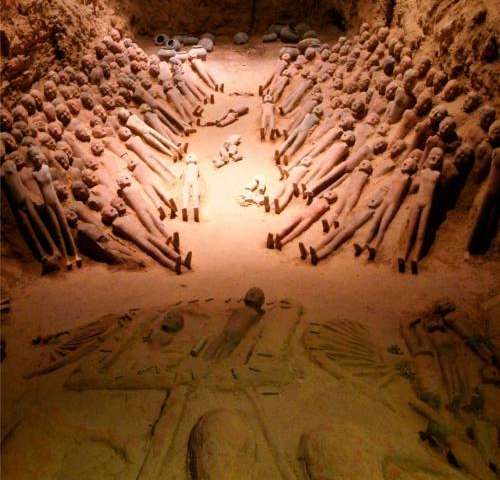 New steps recommended to preserve China's famous Terracotta Warriors and other relics