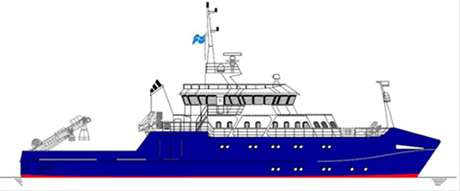 New vessel will contribute to marine knowledge