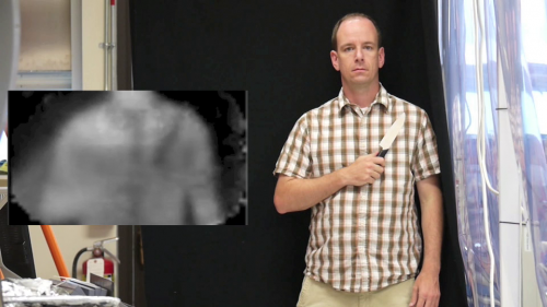 NIST unveils prototype video imaging system for remote detection of hidden threats