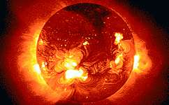 No link between solar activity and earthquakes